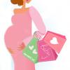 Lista de cumparaturi pentru o viitoare mamica